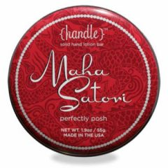 PERFECTLY POSH MAHA SATORI SOLID HAND LOTION BAR