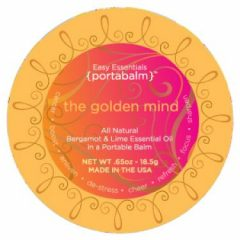 PERFECTLY POSH PORTABALM — THE GOLDEN MIND