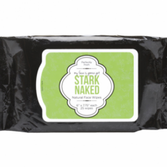 STARK NAKED NATURAL FACE WIPES