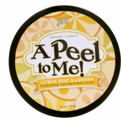 A PEEL TO ME CITRUS BODY SCRUB