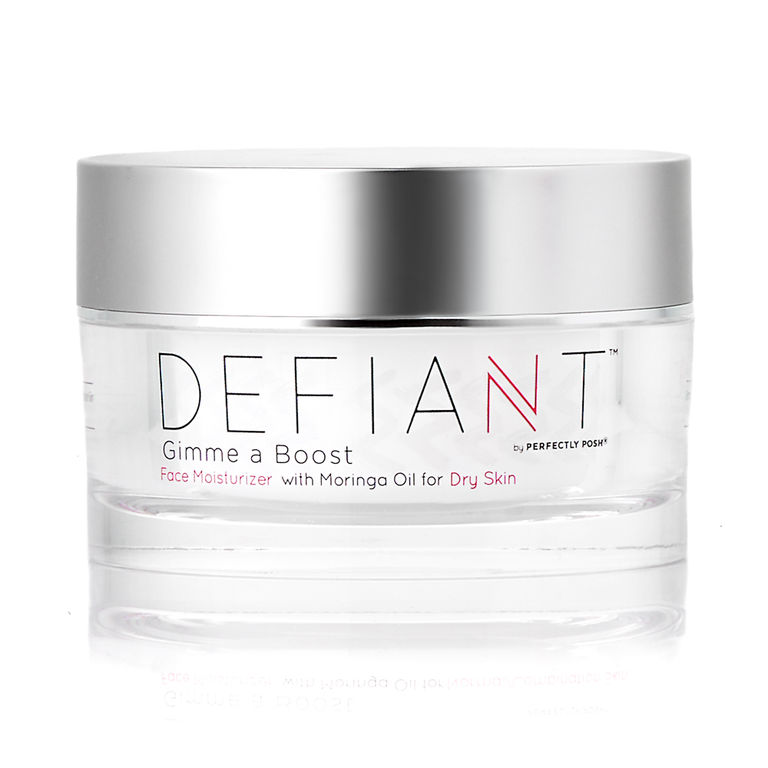 DEFIANT GIMME A BOOST MOISTURIZER DRY
